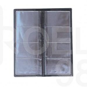 Визитник Koh-I-Noor, четворен, за 80 визитки