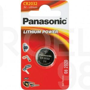 Батерии PANASONIC CR2032, 3V