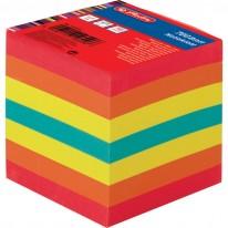 Кубче Herlitz, подлепено, цветно, 700 л., в целофанова опаковка