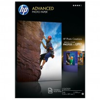 Фотохартия Advanced Q5456А, А4, Glossy, 250гр./м2, 25 л.
