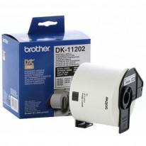 Транспортни етикети Brother DK 11202, 62 мм