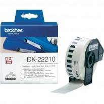 Непрекъсната лента Brother DK 22210, 29 мм