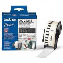 Непрекъсната лента Brother DK 22214, 12 мм x 30.48 м