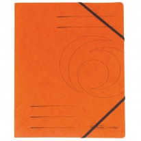Папка с ластик Herlitz, A4