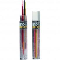 Графити Pentel CH 205-6, 0.5 мм, 6 цвята