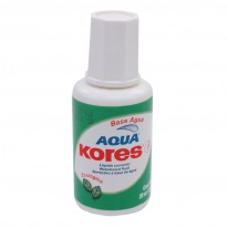 Коректор KORES Aqua, воден, 20 мл