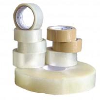 Тиксо опаковъчно Tape HIT, 48 мм х 66 м, кафяво