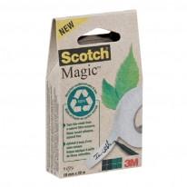 Лепяща лента 3M Scotch Magic, невидима 20 мм x 33 м