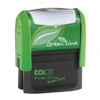 Печат Colop Printer 30, Green Line