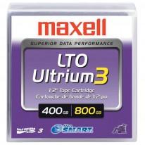 Касета за архивиране MAXELL LTO3 Ultrium 400/800GB