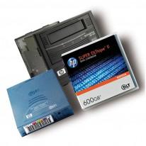 DAT касета HP Q2020A Super DLT II, 600GB