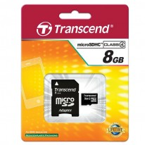 Карта памет Transcend micro-Secure Digital HS, 8GB