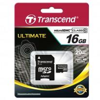 Карта памет Transcend micro-Secure Digital HS, 16GB