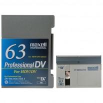 Касета за видеокамера Maxell DVM-63 мин. PRO