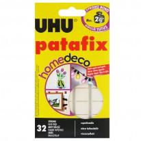 Лепяща гума UHU патафикс за дома, 32 бр.