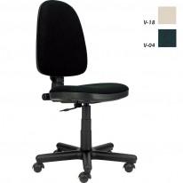 Работен стол Pretsige с еко кожа