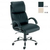 Директорски стол Nadir  5059 Steel еко кожа