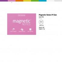 Листчета Magnetic Notes M, 100 х 70 мм, 100 листа