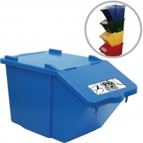 Контейнер за разделно събиране на боклук