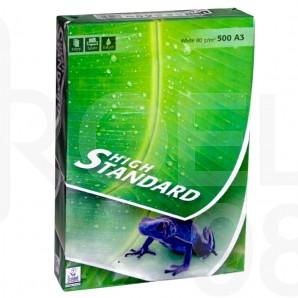 Копирна хартия High Standard, A3