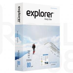 Копирна хартия Explorer, A4