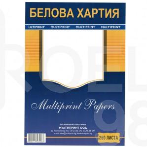 Белова хартия, 60гр./м2, А4, 250 л.