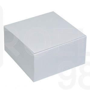 Кубче бяло, 250 л., офсет
