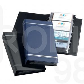Визитник Durable, 255 х 145 мм, 200 визитки