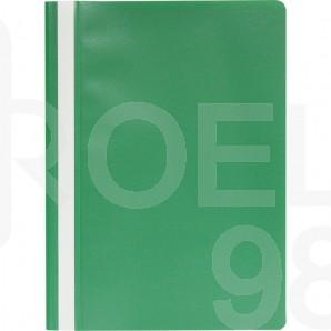 Папка PVC с прозрачно лице Gera-Folien, A4, без перфорация