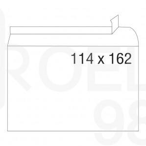 Плик, СЗЛ, C6, 114 х 162 мм