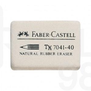 Гума Faber-Castell 7041-40, 34 х 26 х 8 мм