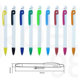 Пластмасова химикалка MP-9154