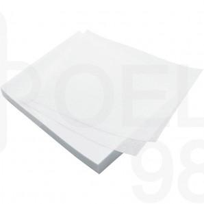Резервни кърпи за триене на  бяла дъска Edding BMA 4, 100 бр. в оп.