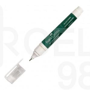 Faber-Castell Коректор-писалка, 7 мл