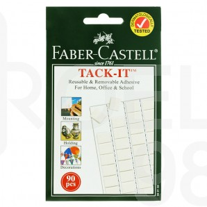 Лепяща гума Faber-Castell Tack-It, 50 гр