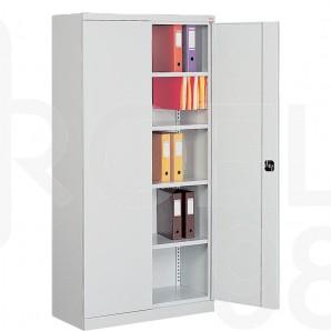 Метален офис шкаф - 80/44/200 см.