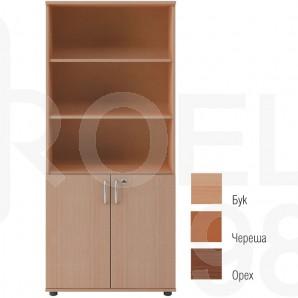 Етажерка с шкаф RG-01 и DR-04 35/80/180.6 см