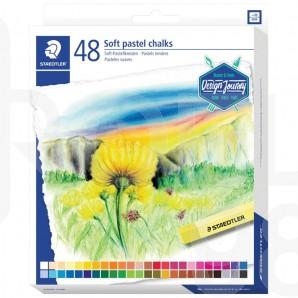 Маслени пастелни тебешири Design Journey 2430, 48 цвята