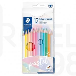 Цветни моливи 146 Pastel