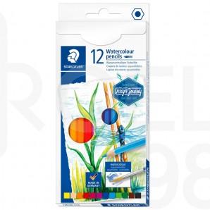 Акварелни моливи Design Journey 146 10, 12 цвята