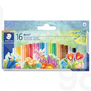 Маслени пастели Noris Club 241, 16 цвята