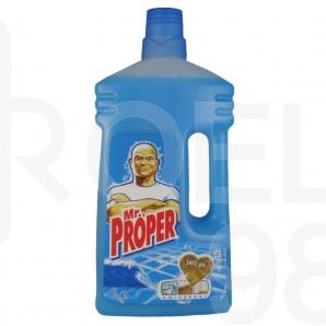 Почистващ препарат за под Mr. Proper, 1 л.