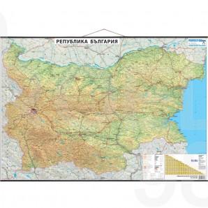 Пътна карта на България 1 : 530 000