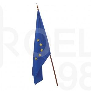 Знаме ЕС, шито, 129 х 215 см