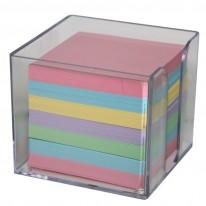 Кубче цветно, 500 л., в пластмасова поставка
