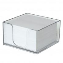 Кубче бяло, 500 л., офсет, в пластмасова поставка