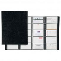 Визитник Durable, 210 х 310 мм, A4, 400 визитки