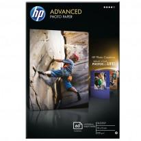 Фотохартия Advanced Q8008A, 10x 15 см, Glossy, 250гр./м2, 60 л.