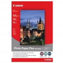 Хартия Canon SG-201, 10 x 15 см, 50 л.