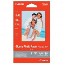 Хартия Canon GP-501, 10 x 15 см, 100 л.